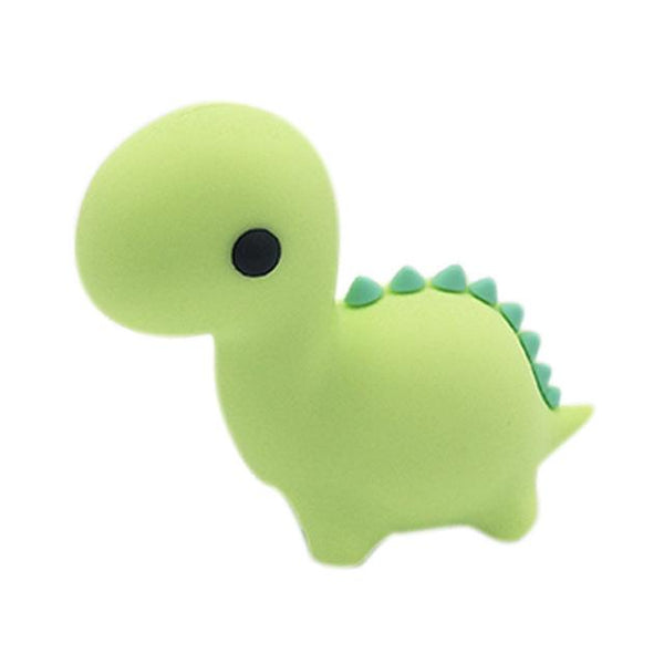 Cable Bite Protector for for Iphone cable Winder Phone holder Accessory chompers hero model funny Accessories My Moppet Shop Green Dino