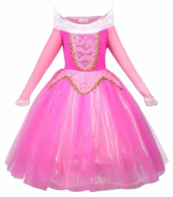 Assorted Princess Girly Dress-up Costumes (including Jasmine Aurora Belle Ana Elena Sofia Unicorn Mini)) Clothing MJJ Source Aurora 2T