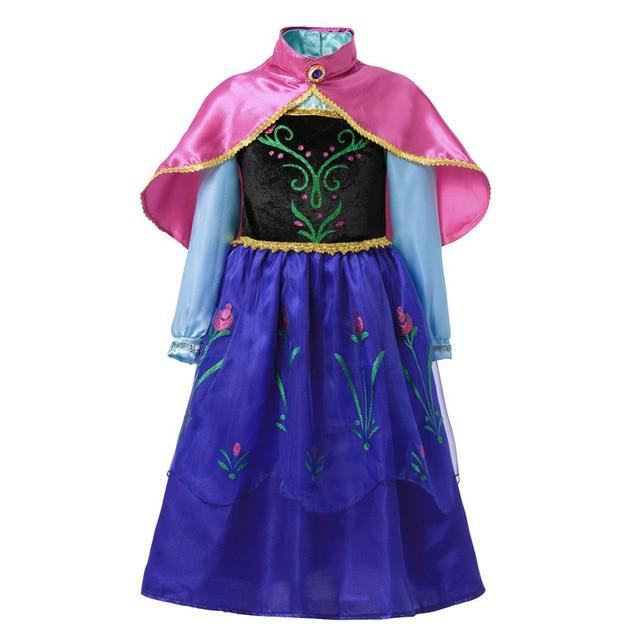 Assorted Princess Girly Dress-up Costumes (including Jasmine Aurora Belle Ana Elena Sofia Unicorn Mini)) Clothing MJJ Source