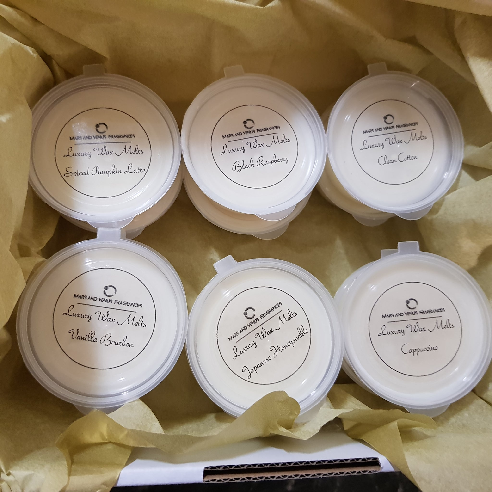 Wax Melts Sample Pack