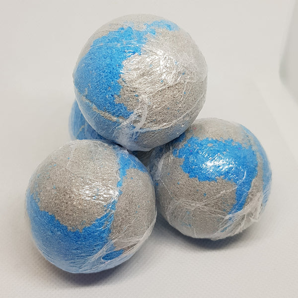 Small round Bathbomb