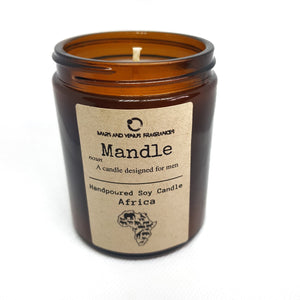 Mandle: Africa Body Spray Man Candle