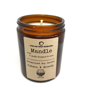 Mandle: Cubans & Brandy Man Candle