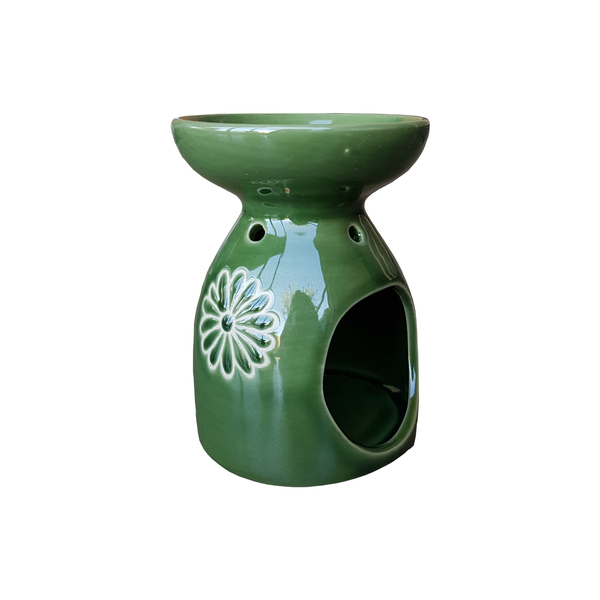 Flower Ceramic Tealight Warmer