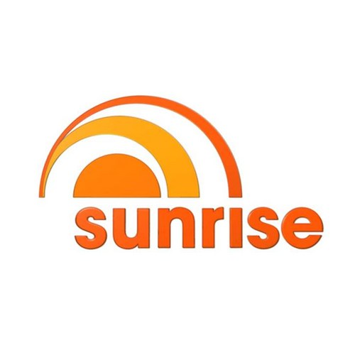 Niki's Baby Wipes appeared on Sunrise