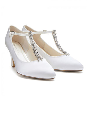 Bridal Shoe Amaal - In White Shop