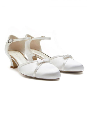 Bridal Shoe Annabelle- In White Shop