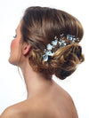 hair ornament BB-260 blue