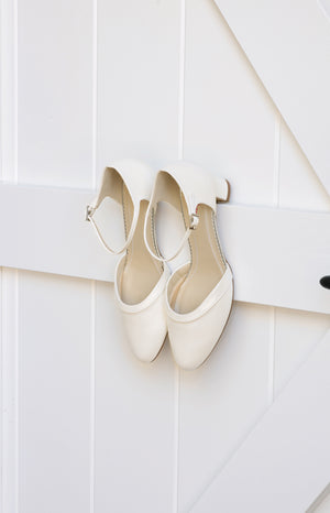 Wedding shoe Bright Sunshine (vegan)