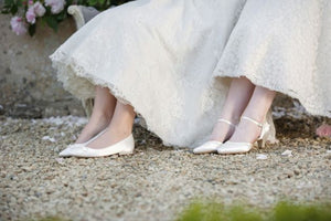 Bridal Shoe Brittany - In White Shop