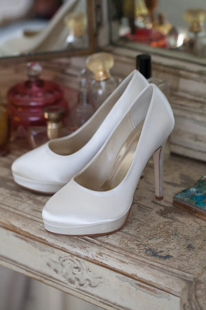 Brautschuh Cindy - In White Shop