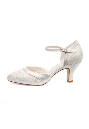Bridal shoes Imola