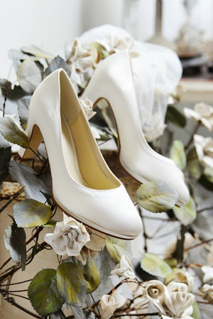 Bridal Shoe Grace - In White Shop