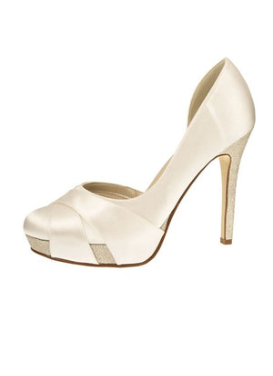Bridal Shoe Kelis - In White Shop