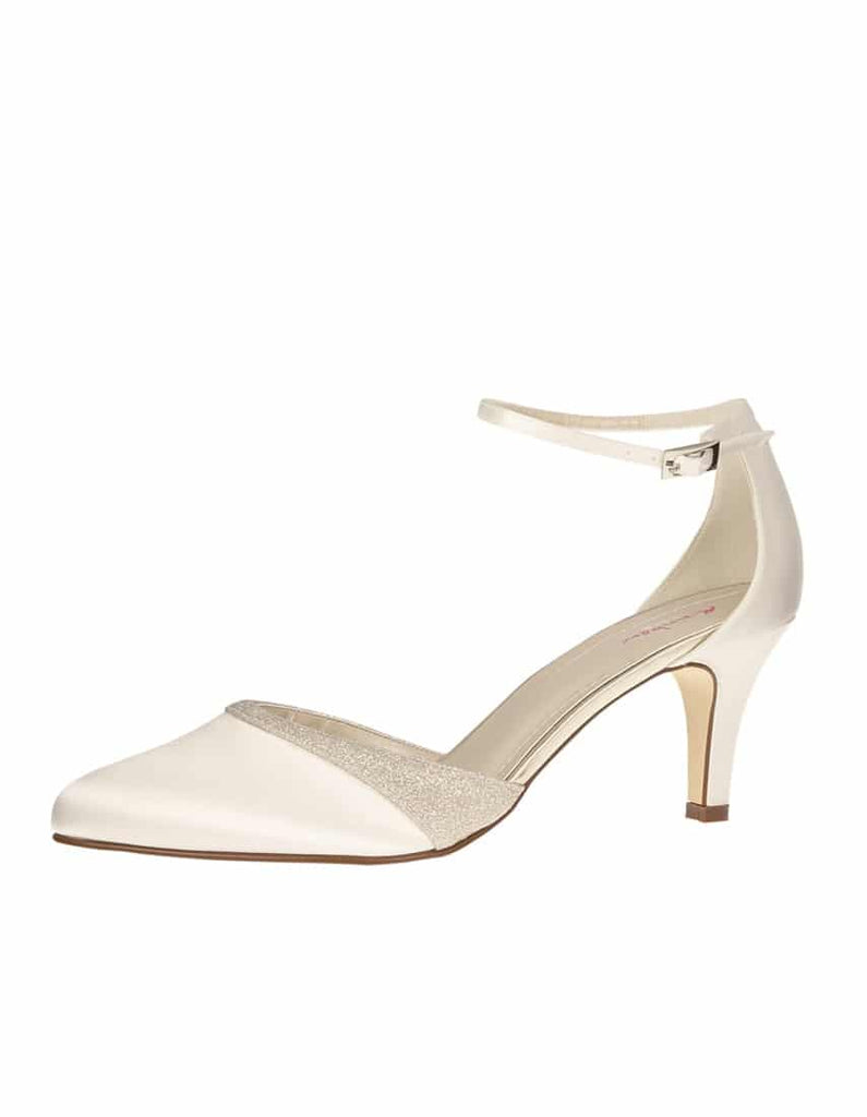 Bridal Shoe Lisan - In White Shop