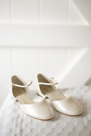 Bridal Shoe Little Rosie