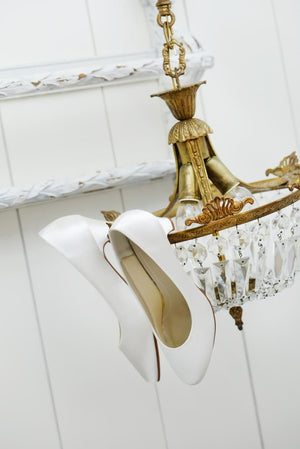 Bridal Shoe Megan - In White Shop