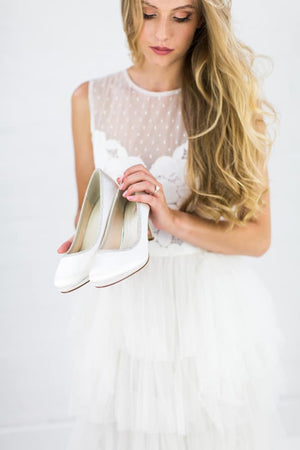 Bridesshoe Yanna-In White Shop