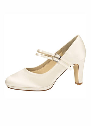 Bridal Shoe Annette - In White Shop