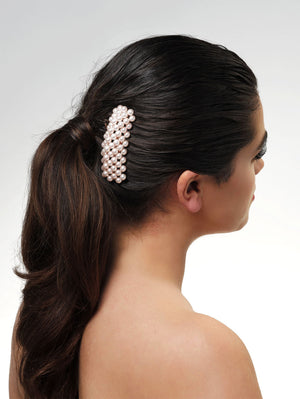 BB 275 hair dressing with pearls