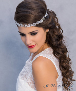 G. Westerleigh HS-J3197 hairband - In White Shop