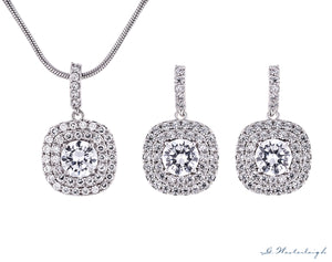 G. Westerleigh Jewelry set BLY0072N bride