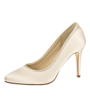 Bridal Shoe Billie - In White Shop