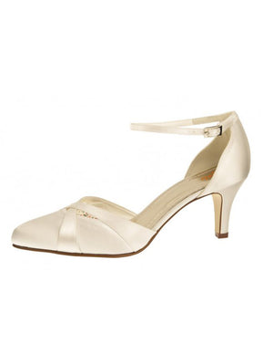 Wedding Shoe Coconut Ice - In White Shop