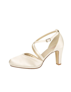 Wedding shoe Olaila - In White Shop
