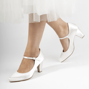 Bridal Shoe Radiance- In White Shop