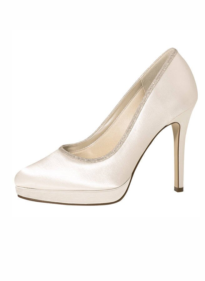 Bridal Shoe Tallulah - In White Shop