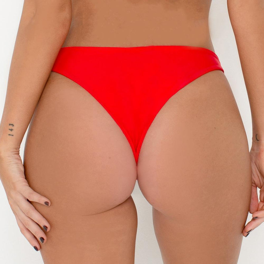 ROZANNA BOTTOM - RED