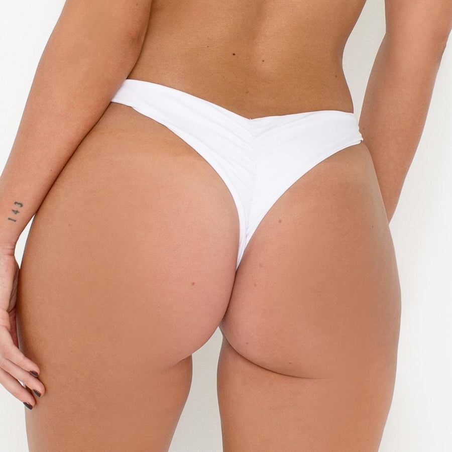 VERA BOTTOM - WHITE