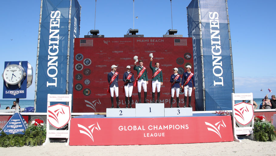 Celtics In Sensational Home City Win at GCL Miami Beach