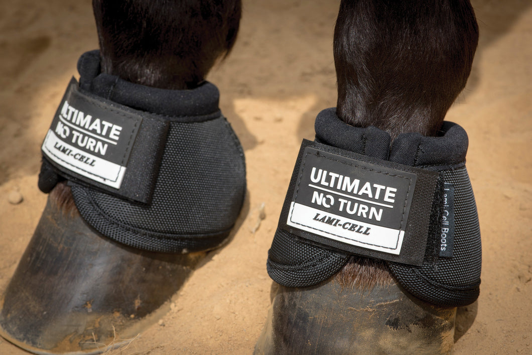Ultimate No Turn Bell Boots