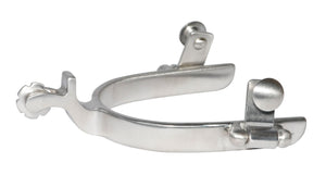 "Walt Woodard 1/2"" Ladies Roping Spurs"