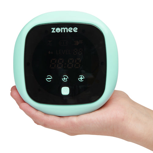 zomee double electric breast pump