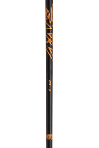 ALDILA 2KXV ORANGE 75X WOOD SHAFT