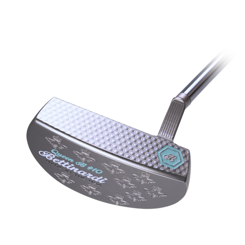 "BETTINARDI QUEEN B 10 DE JUMBO 34"" PUTTER"