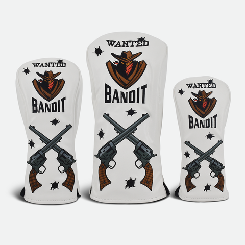 PRG ORIGINALS BANDIT HEAD COVER