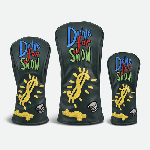 PRG ORIGINALS PUTT FOR DOUGH HEAD COVER