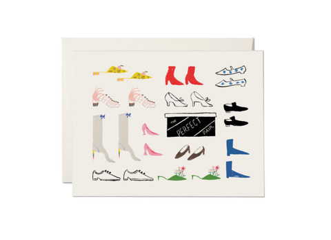 "Hochzeitskarte ""Perfect Pair""/ Red Cap Cards"