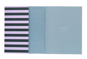 "Planner ""UMA Weekly Planner, Medium - Rose & Green"" / Notem"