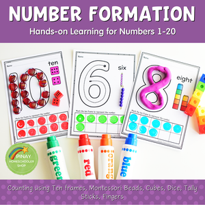 Preschool Kindergarten Math