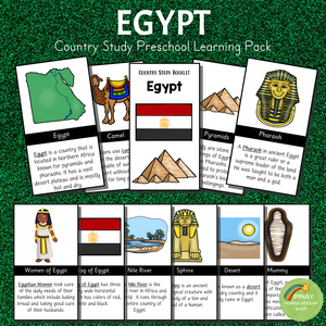 Country Study:  Egypt