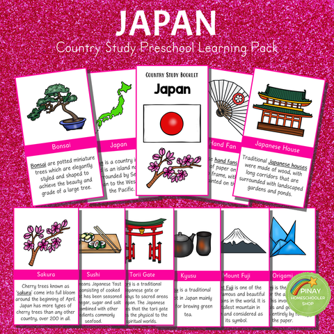 Country Study:  Japan