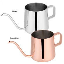 250 ml / 350 ml Stainless Steel Long Spout Drip Coffee Pot