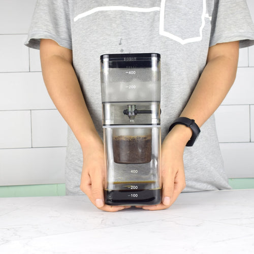 Water  / Ice Drip Cold Brew Coffee Maker