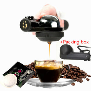 Handpresso Portable coffee machine Travel outdoors Concentrated hand coffee machine Household mini coffee maker