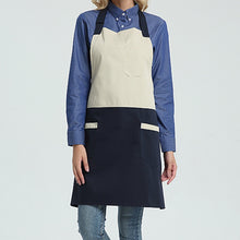 Long Polyester Cotton Apron